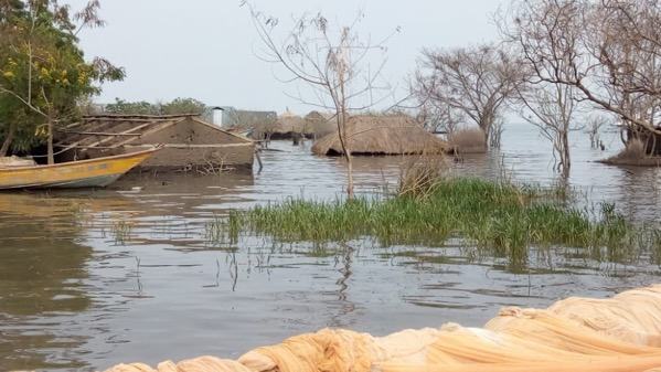 Floods Lake Albert Ndaiga Subcounty Kagadi district Uganda Red Cross Uganda